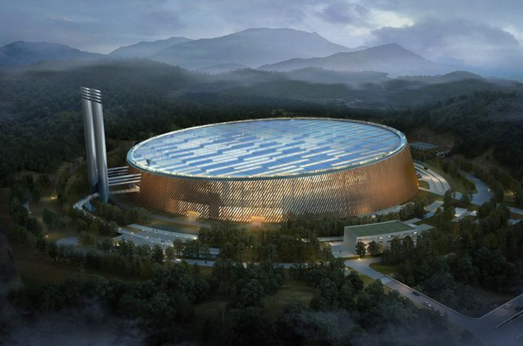 schmidt hammer lassen's circular waste-to-energy plant wins competition in china