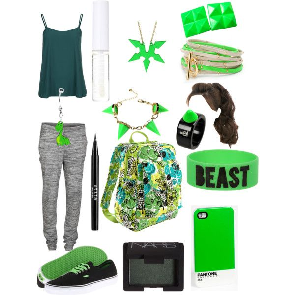 Look on Polyvore with our ring Amy_green :)
