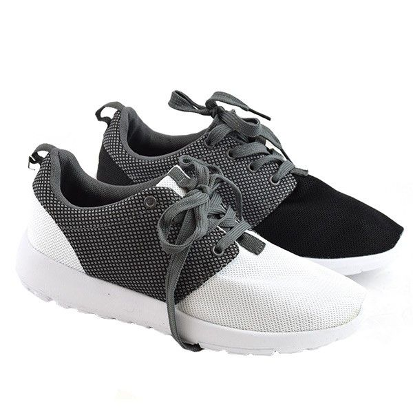 Damen-Sneaker Zweifarbig - Jetzt reduziert bei Lesara