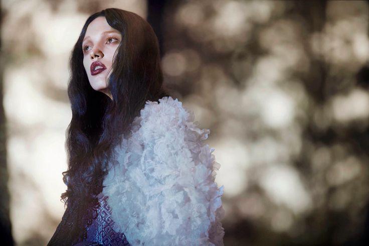 Day Dreamer for Amica Magazine Photographed by Rio Surya Prasetia Stylist: Gusti Aditya Makeup: Elly R Model: Dasha