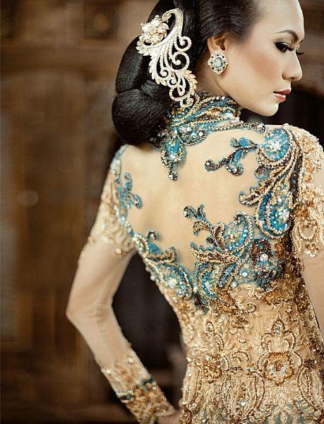 Ancha Ady Wedding Make Up & Gallery