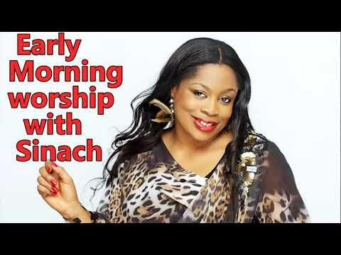 SINACH Non-Stop Morning Devotion Worship Songs For Prayers - Latest