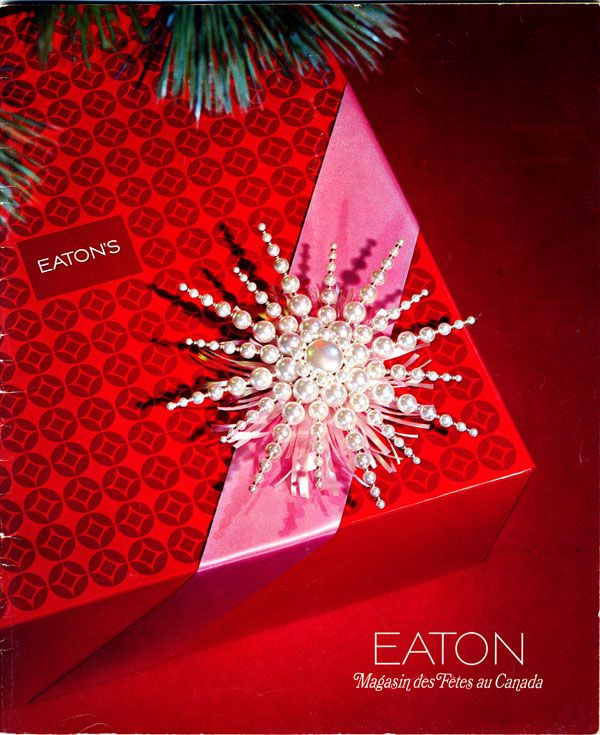 Eaton's Catalogue November 1968