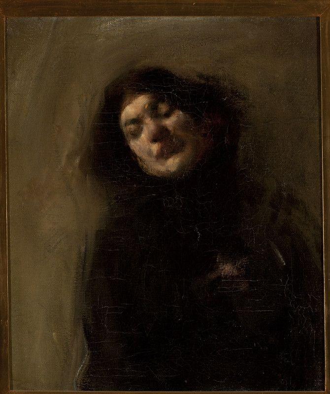 Konrad Krzyżanowski – Portret Marii Krzymuskiej (Theresity), 1900, Olej na płótnie   Muzeum Narodowe w Warszawie