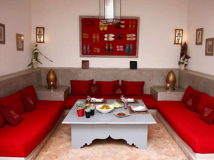 17 mejores ideas sobre salones marroqu es en pinterest - Decoracion marruecos ...
