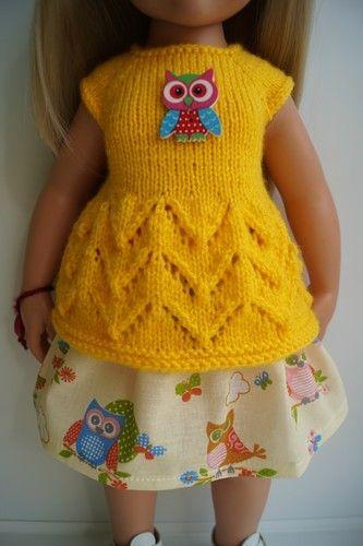 Совы снова / Одежда и обувь для кукол - своими руками и не только / Бэйбики. Куклы фото. Одежда для кукол