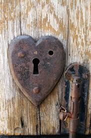 """If I ever get a house with a significant other, I would put this on the door to my room and give him the key as a present with a note that says """"This is the key to my heart. Go find it!"""""""