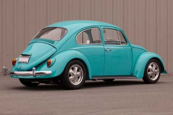 1967 Volkswagen VW Beetle For Sale Custom Engine For Sale  Rear