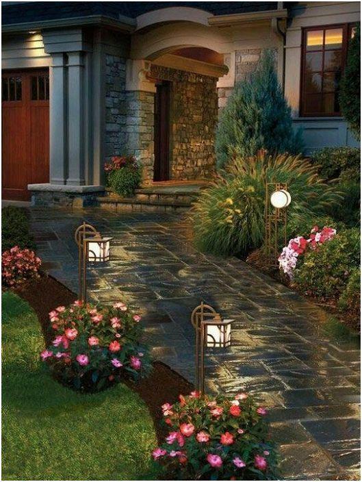 16 Beispiele für die Dekoration des Gartens in der aktuellen Saison