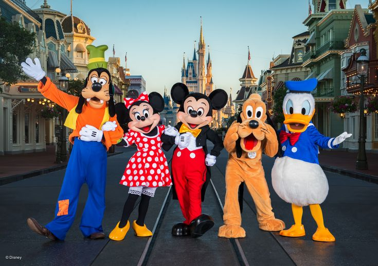 Meeting Mickey Mouse for the first time is a breathtaking and exciting thing that everyone should experience. You're waiting in a line, thinking about what you're going to say, what