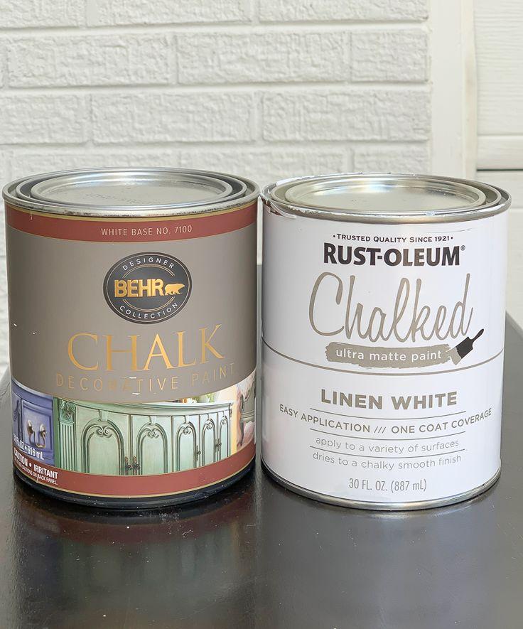 behr chalk paint vs rust oleum chalk paint chalk paint on behr paint comparison chart id=69215