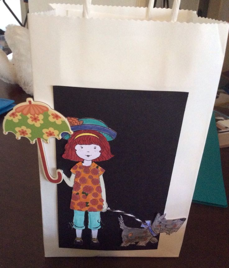My little girl taking her dog for a walk.  I used the CTMH Paper Doll Stamp Set, the Chantilly Complements Dimensional Elements (Umbrella) now retired, Neutral Metallic Assortment, CTMH Markers, Tombow Mono Adhesive and the CTMH A Bowwow Occasions Stamp Set.