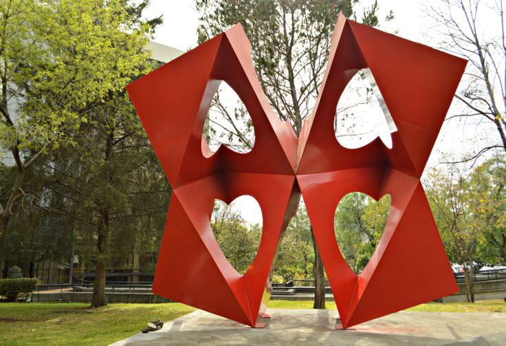 Tláloc, Sebastián, 1980. #Cultura #México #Escultura #UNAM