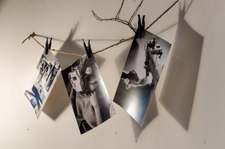 #photo #exhibit #black #white #studio #iutta