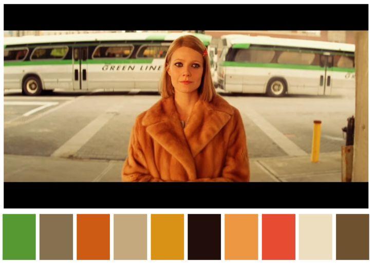 Les couleurs du cinéma