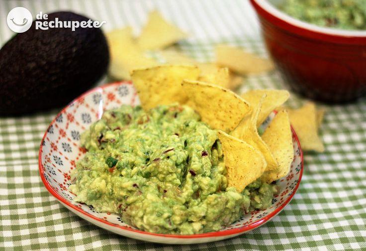 Guacamole mexicano