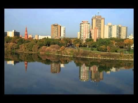 South Saskatchewan River - YouTube