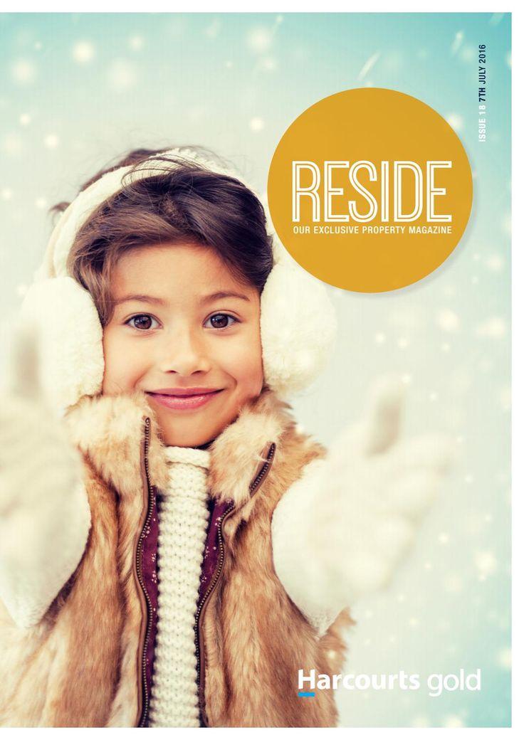 Harcourts Gold Reside magazine - July 2016