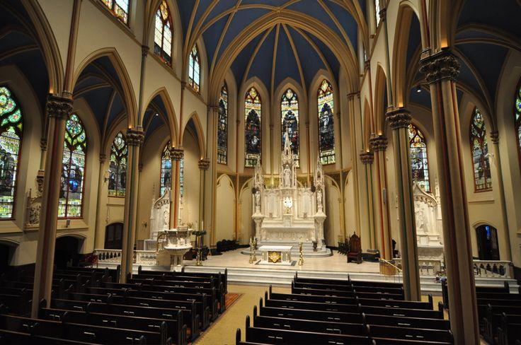 Saint Monica Church | Liturgical Design | Lawrence Hoy Studios