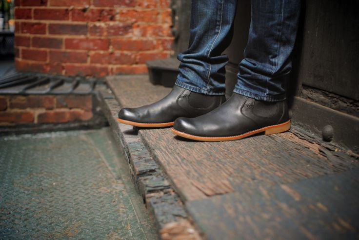 UGG Australia's chelsea boot for men - the #Stevenson #UGG4Men #Fall