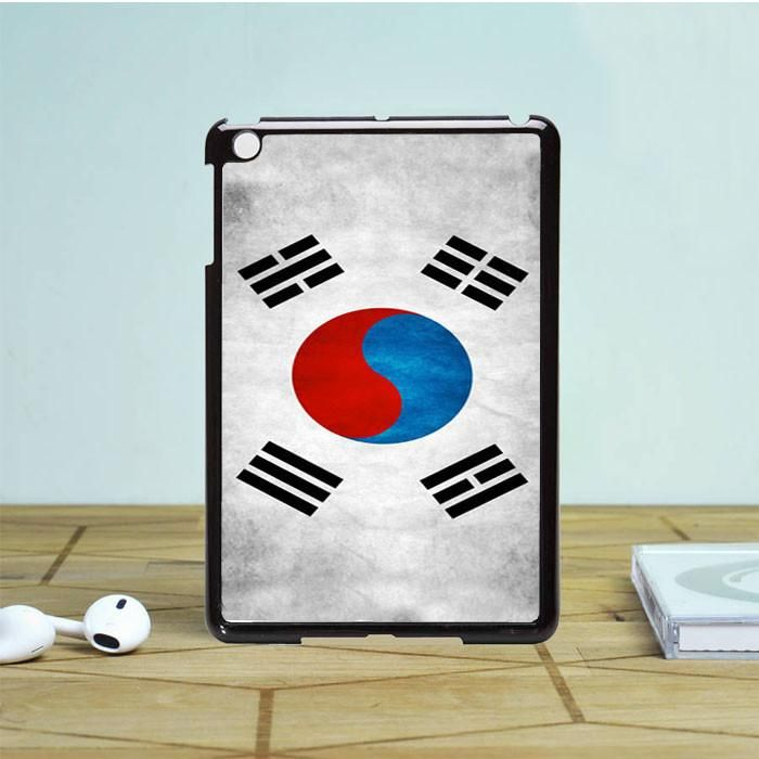 South Korea Flag iPad Mini 2 Case Dewantary