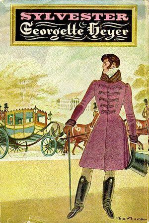 in so many words...: Review: SYLVESTER or THE WICKED UNCLE by Georgette Heyer - My second most favorite Heyer book. Cover art: Arthur Barbosa