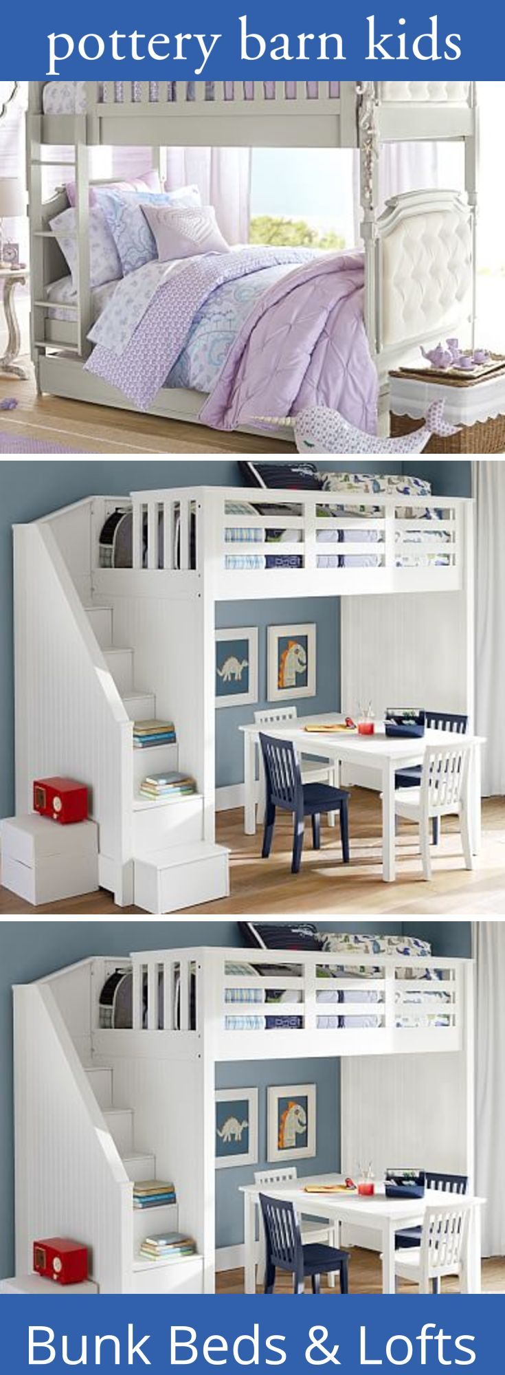 Loft bedroom ideas for boys   images about Baby T needs on Pinterest  Loft beds Pottery