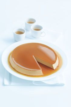 coffee crème caramel from donna hay