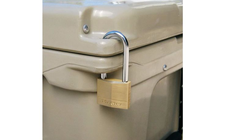 Yeti Bear-proof lock