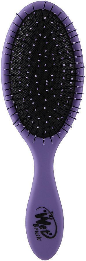 The Wet Brush The Best Detangling Brush Ever Purple #Wet