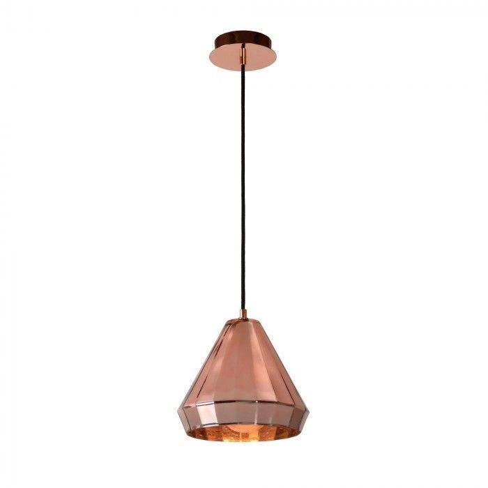 Lyna hanglamp - koper