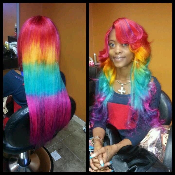 Hair N Custom Color Ms Willas World Embracing My Kinks