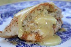 Crab Stu ffed Chicken Breasts