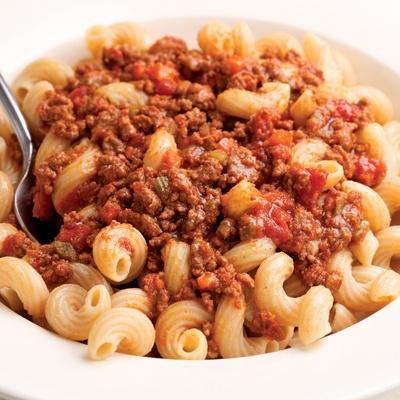 Ragu alla Bolognese (Classic Bolognese Meat Sauce)