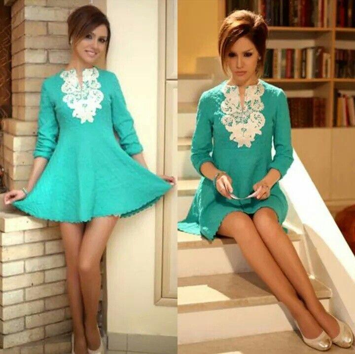 ♡ Lilit Hovhannisyan ♡ Armenian beautiful singer Dress by: Lilit Hovhannisyan
