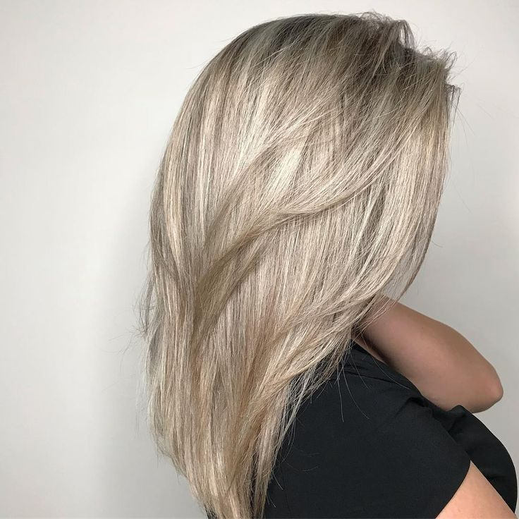 Long hairstyles for women 2019: stylish options of hairdos for long hair // #20…