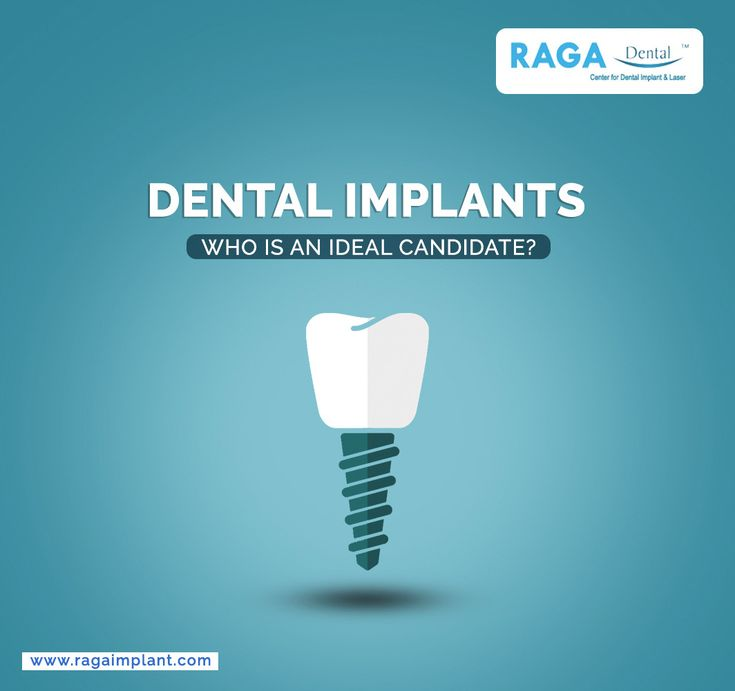 Dental implants are intimately connected with the gum