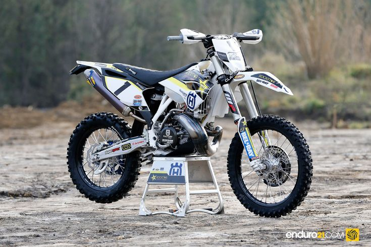 Enduro21: Passion for Enduro - My Ride - Graham Jarvis Husqvarna TE 300
