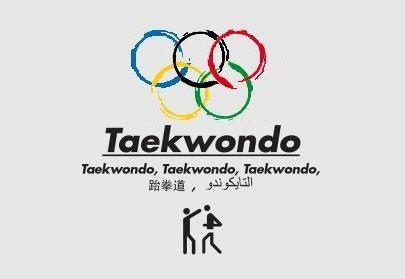 Originada na Coreia, o Taekwondo é um esporte de combate que se desenvolveu a partir da luta milenar conhecida como Taekkyon, cujo nome significa 'pés e mãos' em coreano. O impulso definitivo para se tornar a principal arte marcial coreana ocorreu em 1955, após o fim da ocupação japonesa da Coreia, ocorrida na Segunda Guerra Mundial.