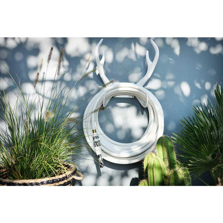 Nordic Blends: Garden Glory garden hoses: 20 metres of pure Scandinavian style