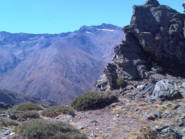 Sierra Nevada en septiembre