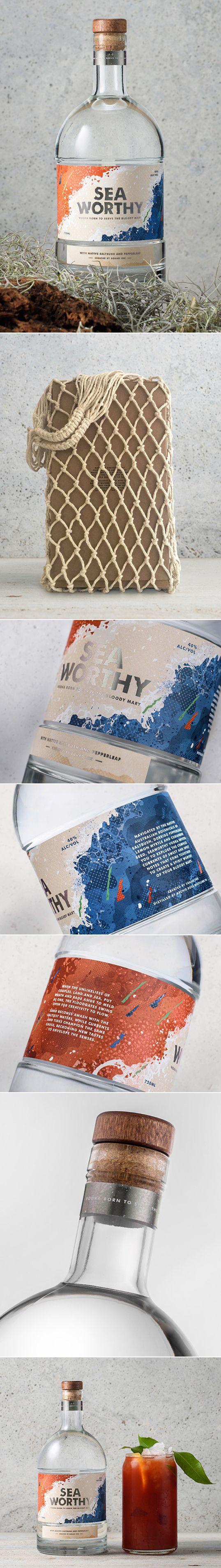 Lovely Package - Seaworthy Vodka