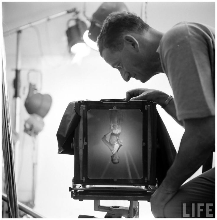 Photographer Erwin Blumenfeld, Photograph Sophie Malgat in poses Photo by Gordon Parks, July 1950 a