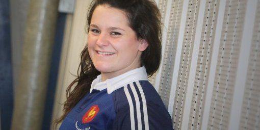 Les Béarnaises de l'équipe de France de rugby [1/5] : Lise Arricastre - La République des Pyrénées - 28/07/2014