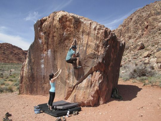 #Physical Preparations for #Mountaineering Courses - #Bouldering or visiting Natural #Rock Faces