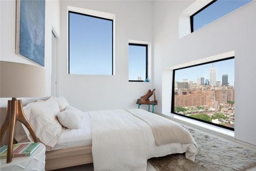 .: Penthouses Apartment, Window View, Small Bedrooms, Bedrooms Window, The View, Interiors Design, Girls Style, Bedrooms Decor Ideas, Small Rooms Decor