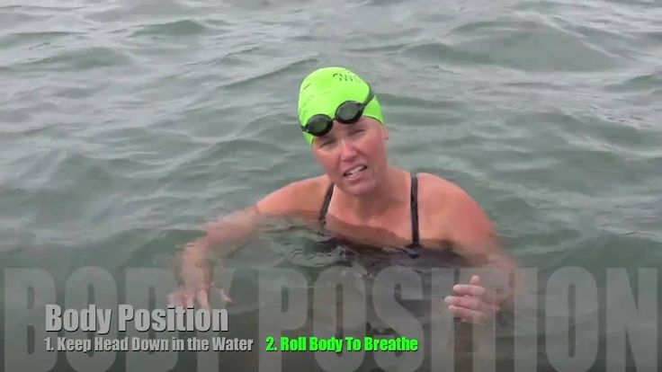 Breathing Skills For Open Water Swimming .