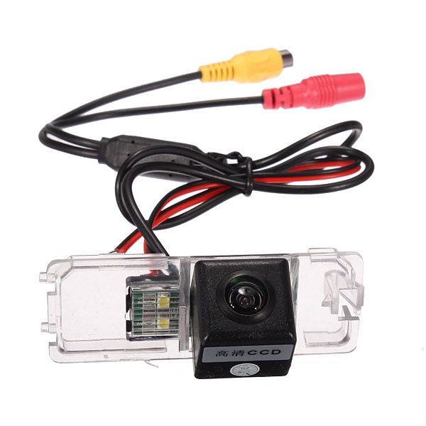 Car HD Rear View Wired Camera Night Vision Waterproof for Audi