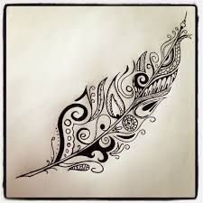 Image result for eagle feather tattoo