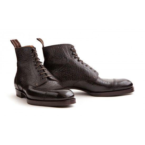 The Best Men's Shoes And Footwear :   Saint Crispin's 403CP Boot – Saint Crispin's – Shoes    -Read More –   - #Men'sshoes